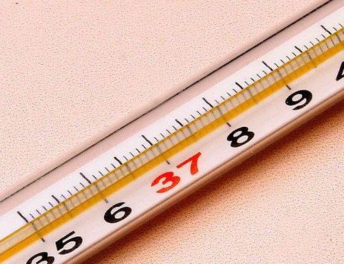 Prendre la température d'un enfant le jour de Chabbat
